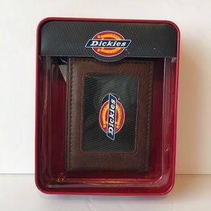 Dickies Magnetic Money Wallet Clip